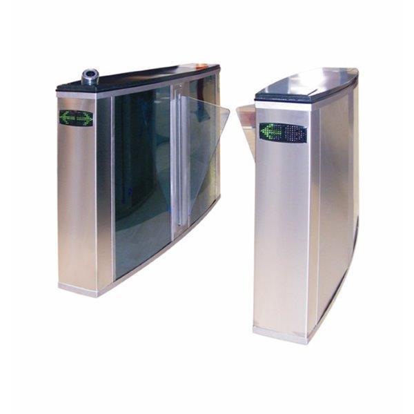 Catraca eletrônica com biometria