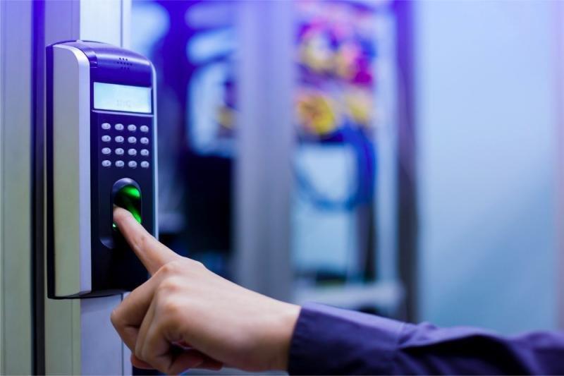 Controle de acesso biometrico preço
