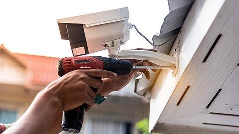 Empresa instalação de cameras de segurança