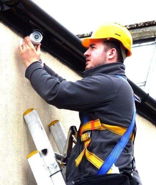 Empresa de instalação de sistemas de segurança