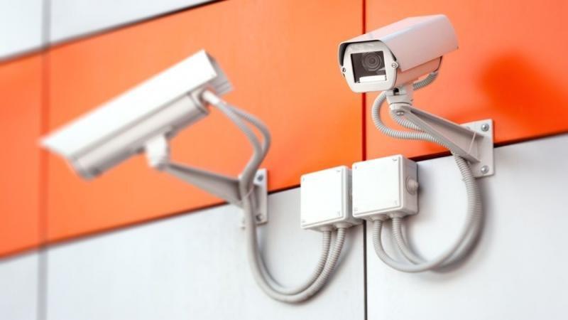 Orçamento instalação de cameras de segurança