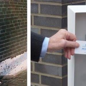 Cartão de controle de acesso